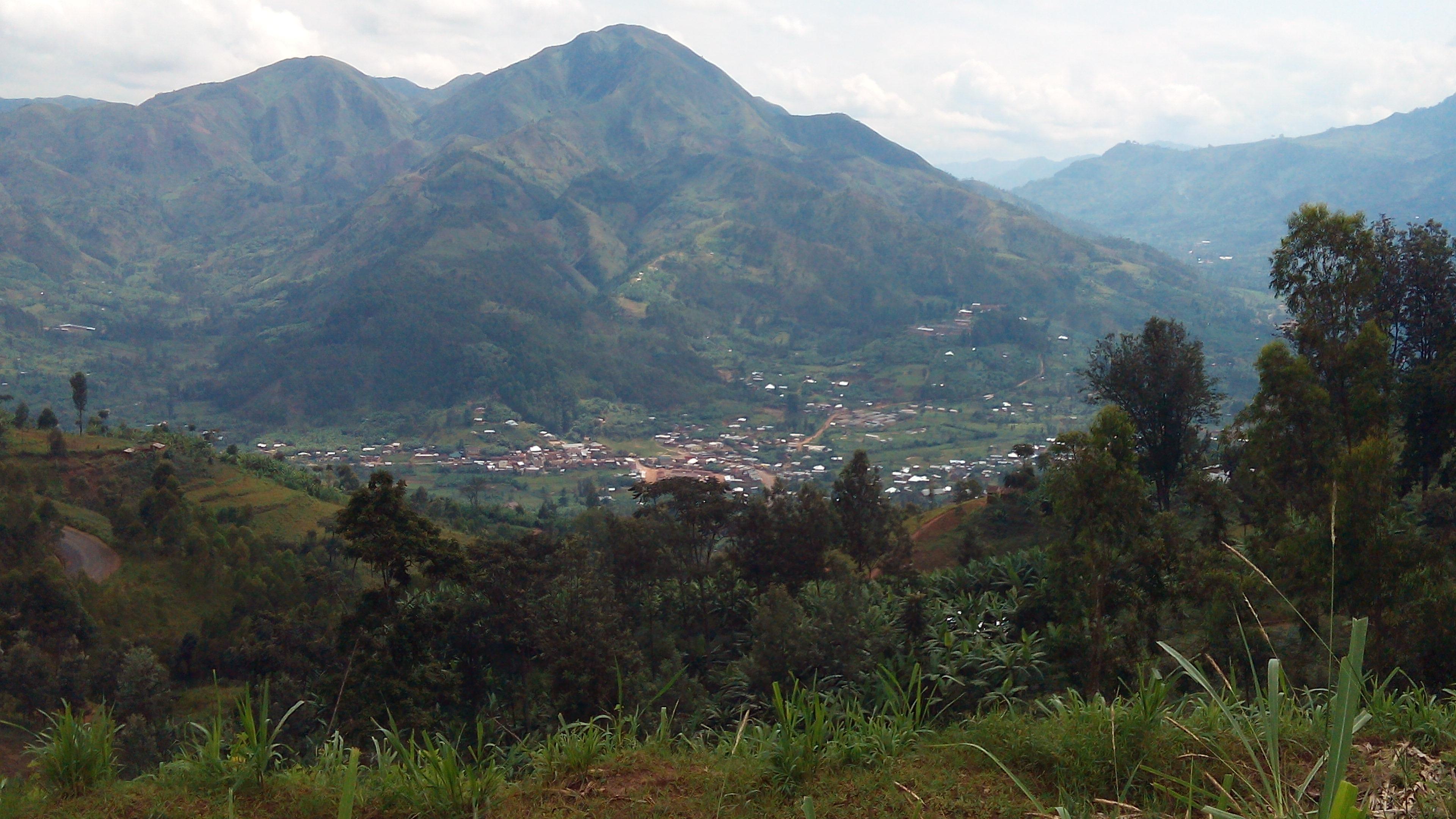 Mabayi, Burundi